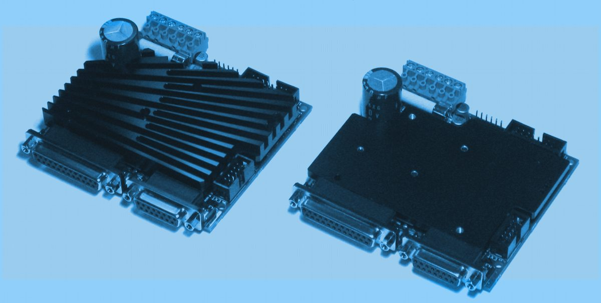 Open Servo Drive Company Granite Devices