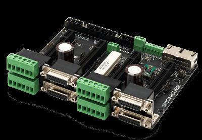 IONICUBE mutliaxis servo drive platform